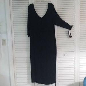 Stunning Designer Maxi Dress